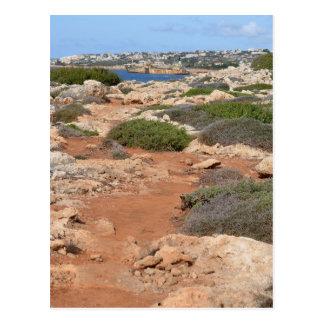 Coral Bay Cyprus Postcard