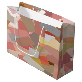 Coral Blocks 5050 gift bag