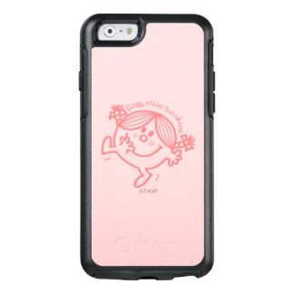Coral Colored Little Miss Sunshine OtterBox iPhone 6/6s Case