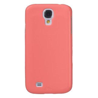 Coral coral Samsung Galaxy S4