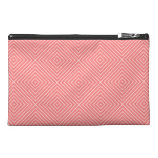 Coral Diamonds Travel Accessories Bags