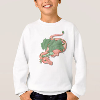 Coral Dragon Sweatshirt
