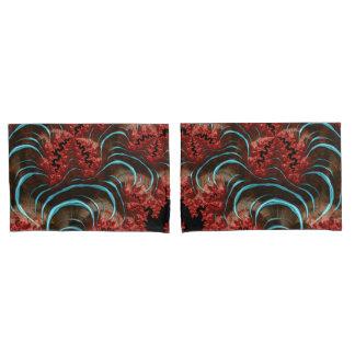 Coral Eruption Pillow Case Set Bedroom Design