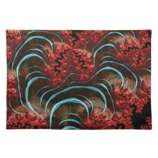 Coral Eruption Placemat Dining Room Design