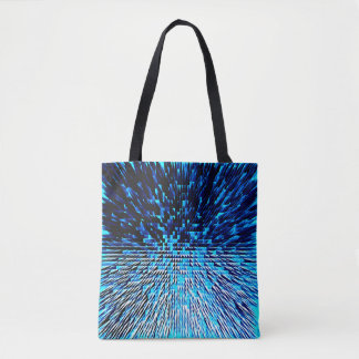 Coral Explosion... Tote Bag