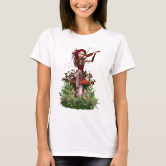 Coral Fairy ~ Sweet Melody T-Shirt