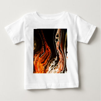 Coral Flame Baby T-Shirt
