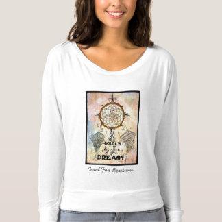 Coral Fox Boutique DREAMS T-shirt