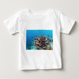 Coral Island Baby T-Shirt