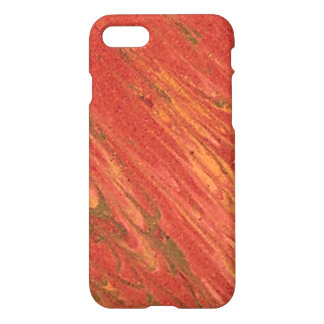 Coral Lava iPhone 8/7 Case