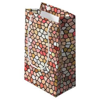 Coral Mosaic Beads 5050 gift bag