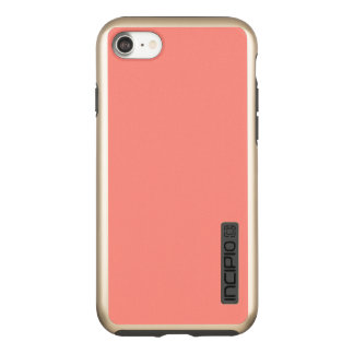 Coral Pink Incipio DualPro Shine iPhone 8/7 Case