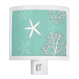 Coral Reef and Starfish Nite Lite