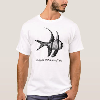 Coral Reef Banggai Cardinalfish T-Shirt