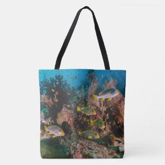 Coral Reef Beach bags