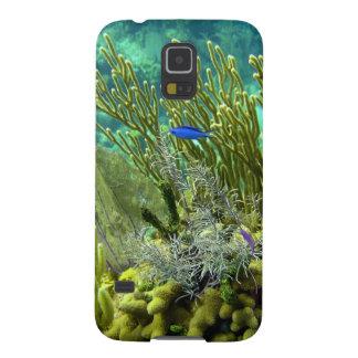 Coral reef galaxy s5 case