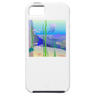 Coral Reef Case For iPhone 5/5S