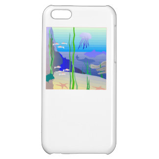 Coral Reef Case For iPhone 5C