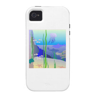 Coral Reef Case-Mate iPhone 4 Cover