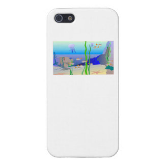 Coral Reef Cases For iPhone 5