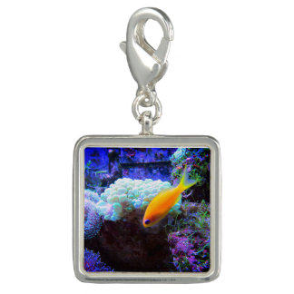 Coral reef charm for your charm bracelet