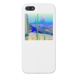 Coral Reef Cover For iPhone 5
