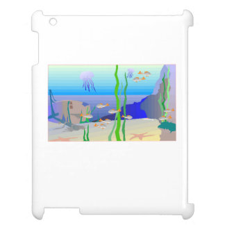 Coral Reef Cover For The iPad 2 3 4