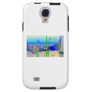Coral Reef Galaxy S4 Case