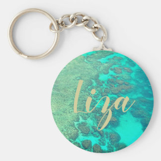 Coral reef/Great barrier reef  keychain