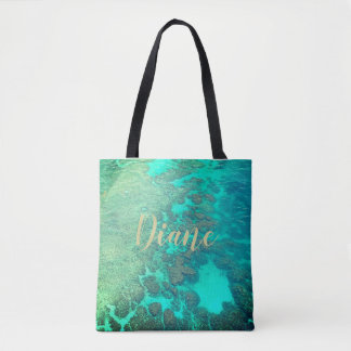 Coral reef/Great barrier reef tote