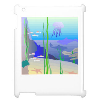 Coral Reef iPad Covers