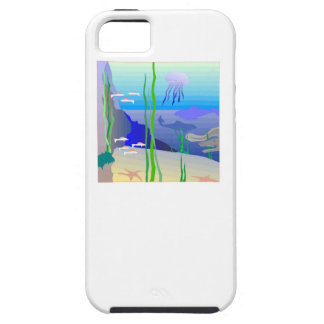 Coral Reef iPhone 5/5S Case