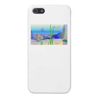 Coral Reef iPhone 5/5S Cases
