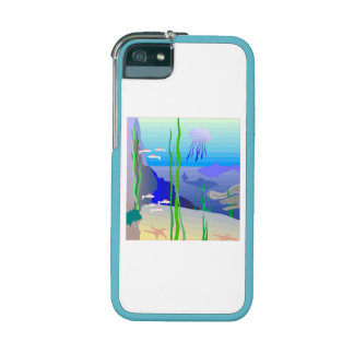 Coral Reef iPhone 5/5S Cover