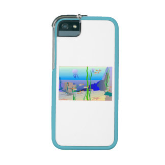 Coral Reef iPhone 5/5S Covers