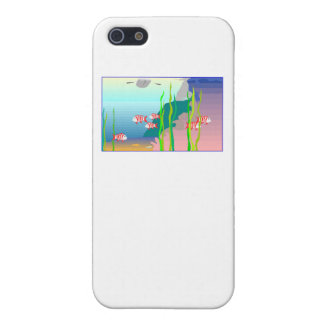 Coral Reef iPhone 5 Cases