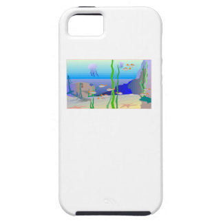 Coral Reef iPhone 5 Cover