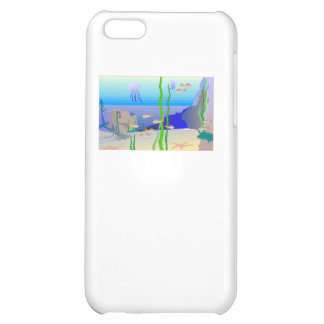 Coral Reef iPhone 5C Cases