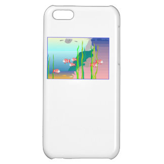 Coral Reef iPhone 5C Covers