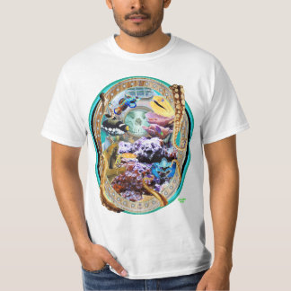 Coral Reef Marine Fish T-Shirt