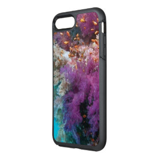 Coral Reef OtterBox Symmetry iPhone 7 Plus Case