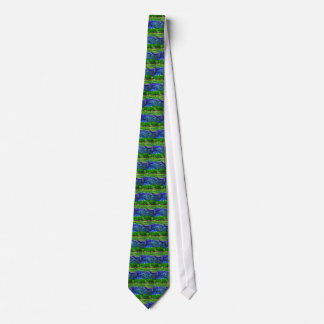 Coral Reef Tropical Coastline Tie