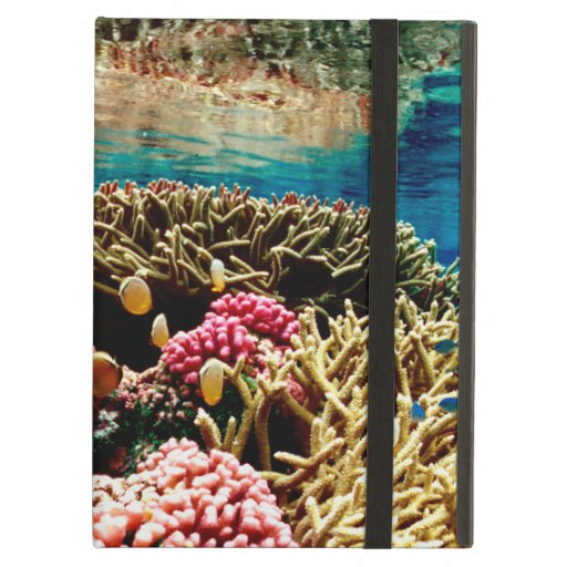 CORAL REEFS 1 iPad AIR COVERS
