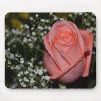 Coral Rose-0005 Mousepad