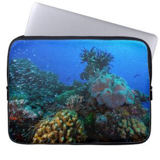 Coral Sea Laptop Sleeve