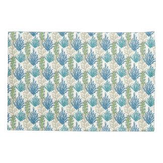 Coral Seaweeds Pattern pillowcases