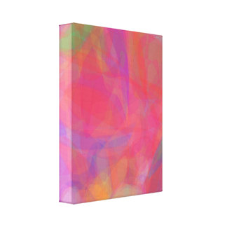 Coral Table Top Canvas Prints
