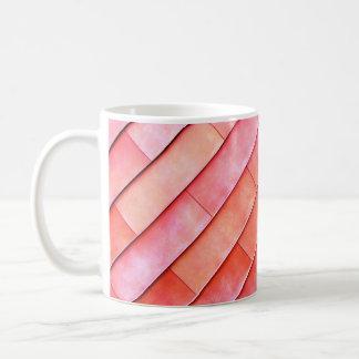 Coral Wall Photography Mug