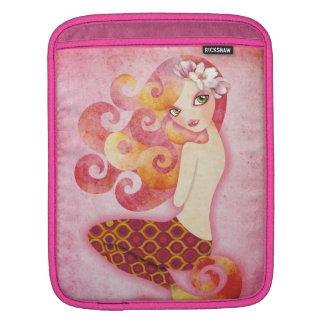 Coraleen Mermaid iPad Sleeve