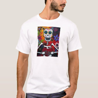 CORAZON day of the dead TSHIRT